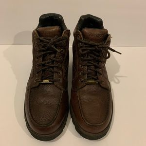 Rockport Leather Boots Size 10.5